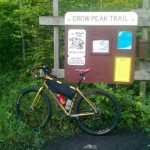 Crow Peak trailhead